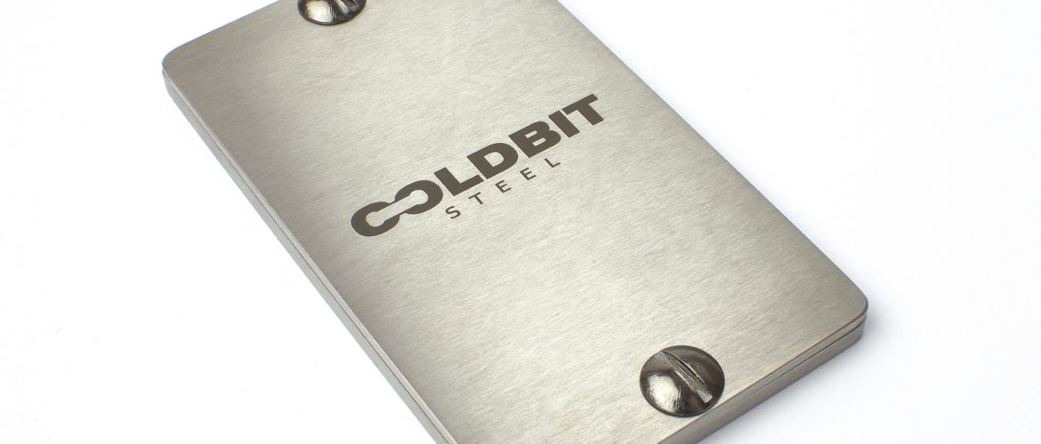 Coldbit Steel Wallet
