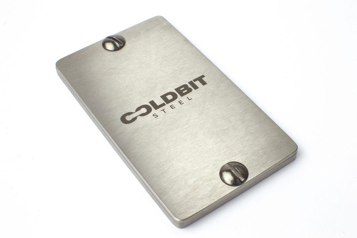 Coldbit Steel Wallet