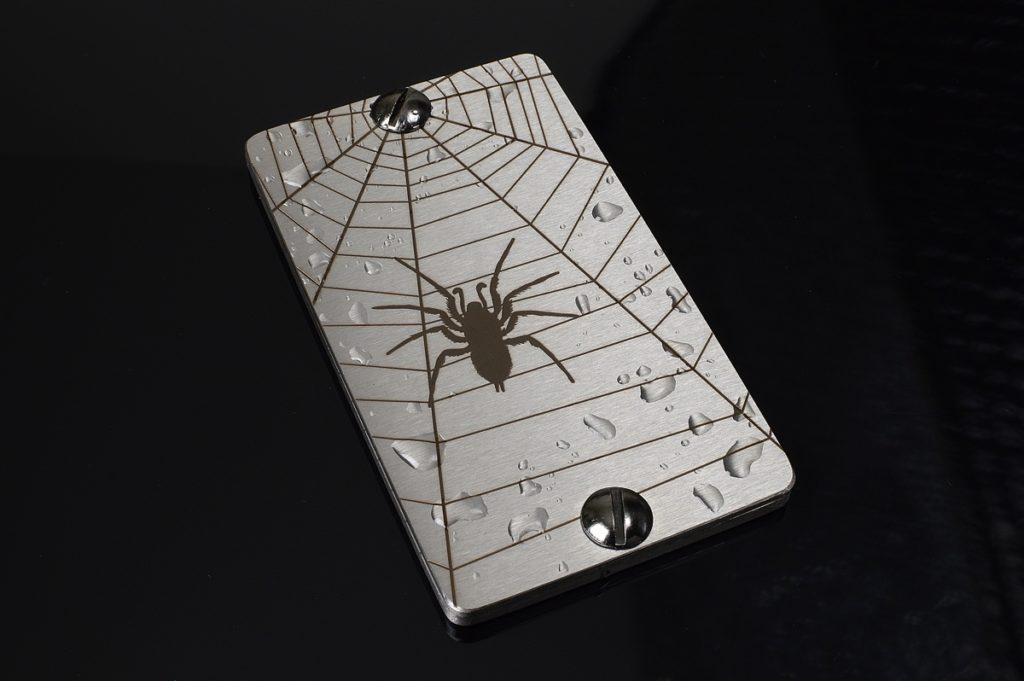 Coldbit Steel - Spiderweb