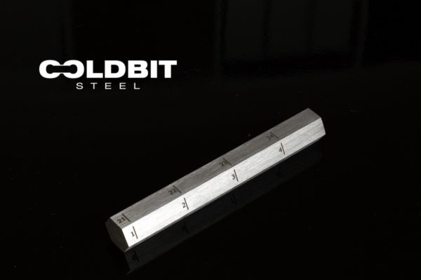 Coldbit Steel - Hex