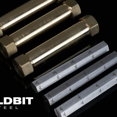 Coldbit Steel - 3x Hex Bundle
