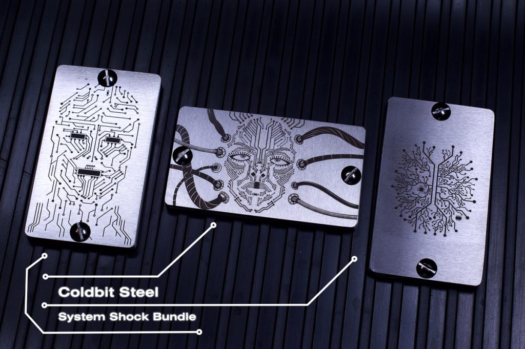 Coldbit Steel - System Shock Bundle