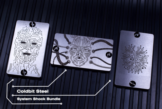 Coldbit Steel - System Shock Bundle